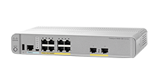 写真:Cisco Catalyst 3560-CX